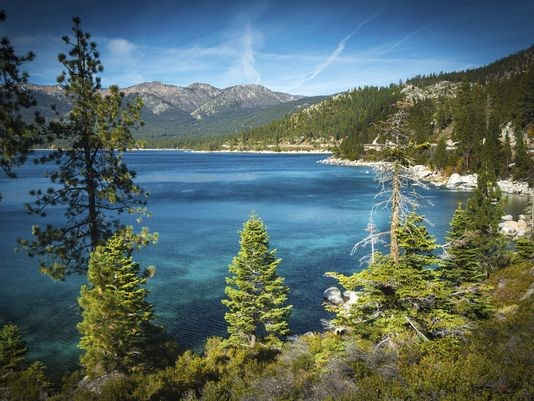 Lake Tahoe is warming faster than ever thanks in large part to human-caused climate change.   (Photo: CelsoDiniz, Getty Images/iStockphoto)